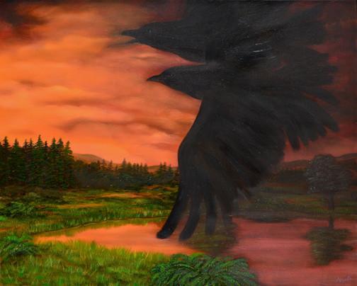 Black bird (Study)