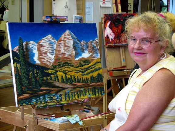 Landscape Painting Level 1