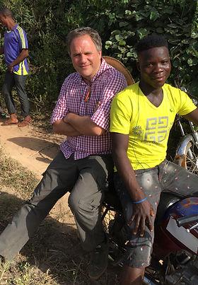 David Spielman and friend, Nigeria 17.JP