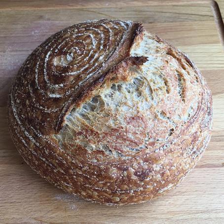 """Jeannelle's Sourdough """"Bliss Bread"""""""