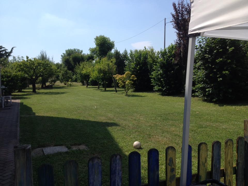 Giardino e gli spazi esterni