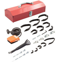 Replacement Tool Kit For Drain Machine