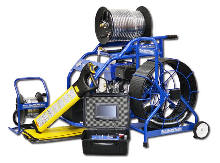 Sewer Camera For Sale >> Camera Jetter Locator Combo