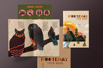 Kootenay Field Guide