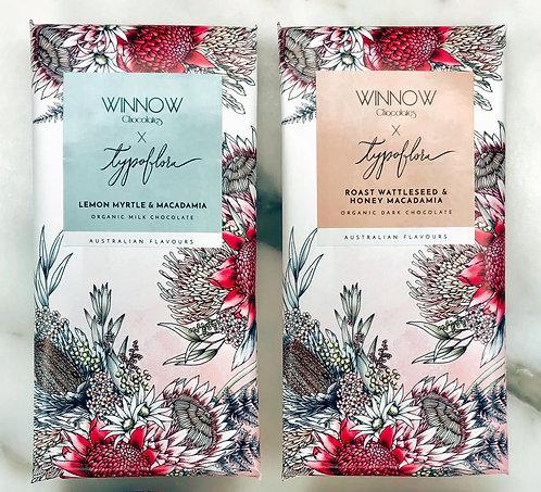 Typoflora X Winnow | Australian Flavours