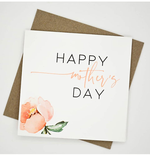 Add a Mother's Day Card to my order