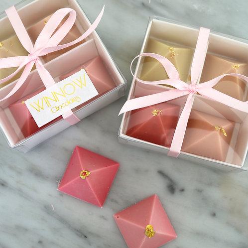 Pretty Pink Ombré Box