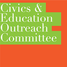 CIVICS & EDUCATION OUTREACH COMMITTEE