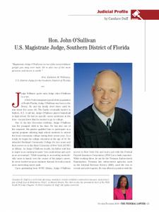 Judicial Profile 2014