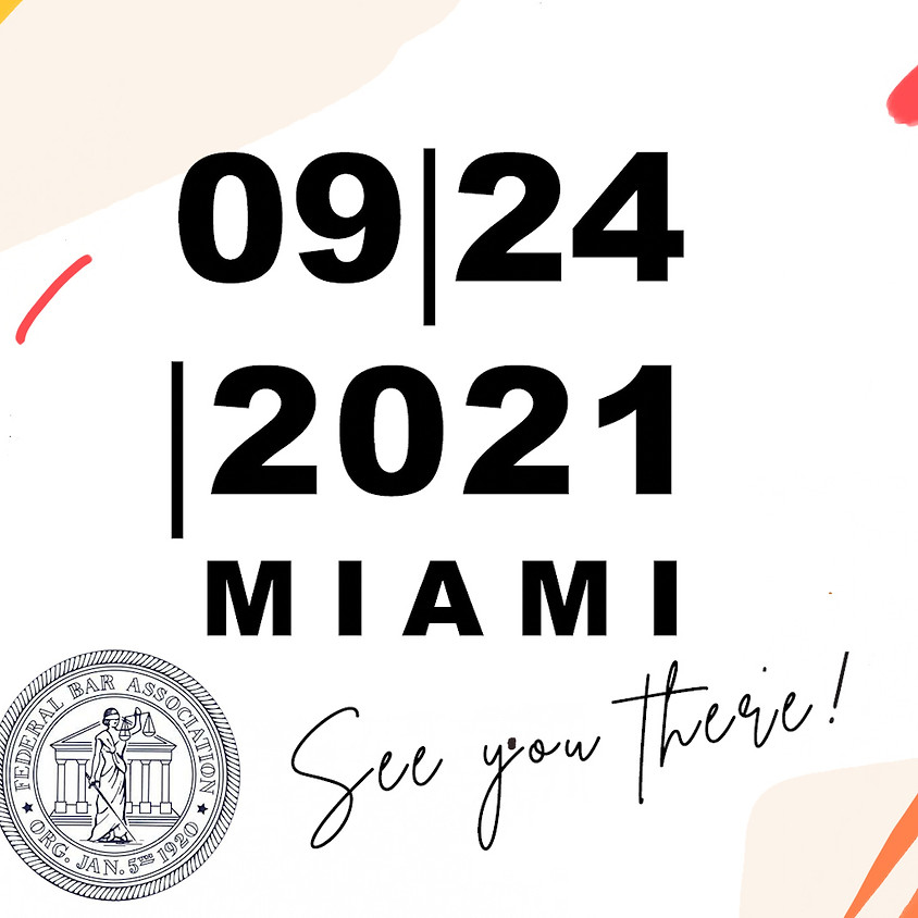 FBA South Florida Chapter's Reception at PAMM