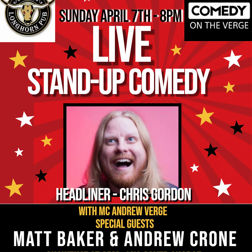 Stand-up Comedy at The Longhorn Pub