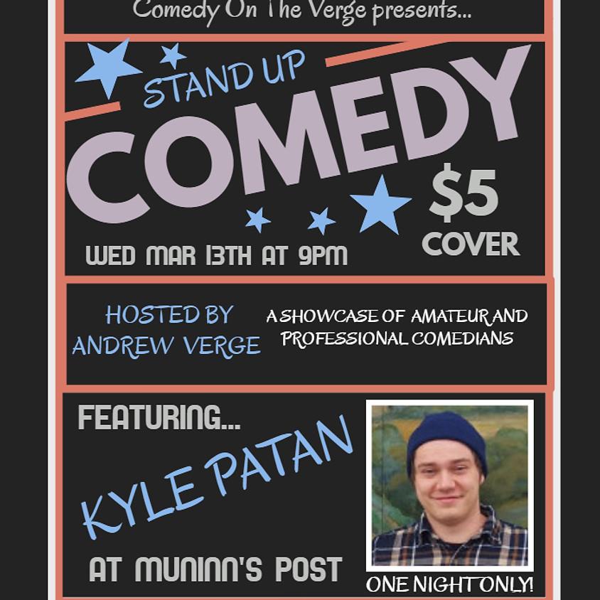 Stand-up Comedy at Muninn's Post
