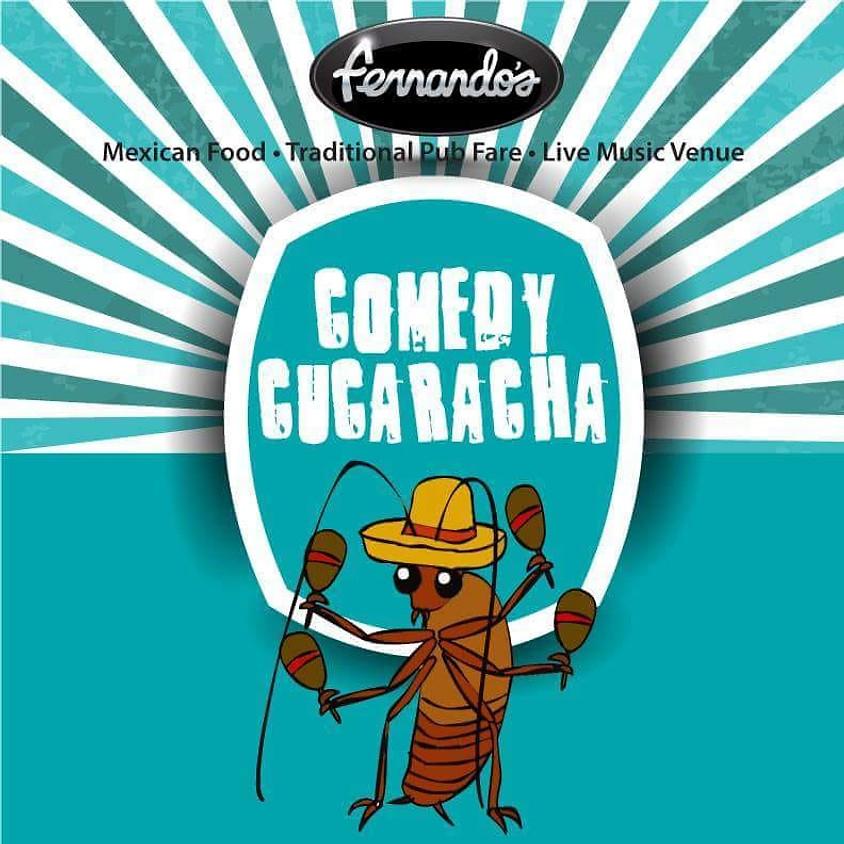 Comedy at Fernando's