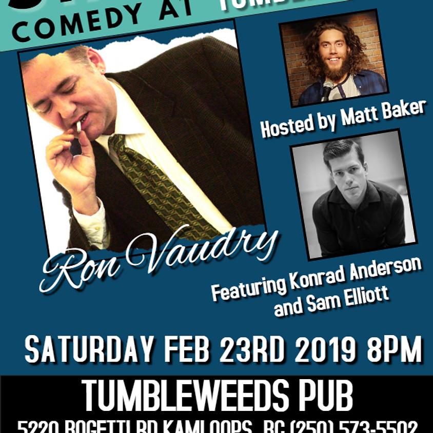Comedy Night at Tumbleweeds Pub