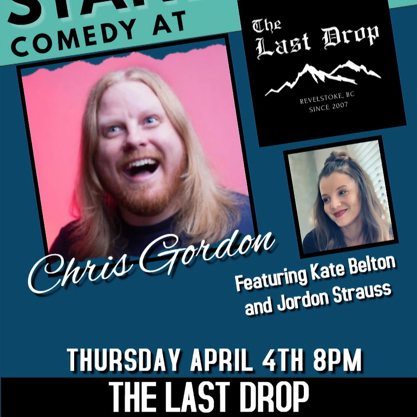 Stand-up Comedy at The Last Drop