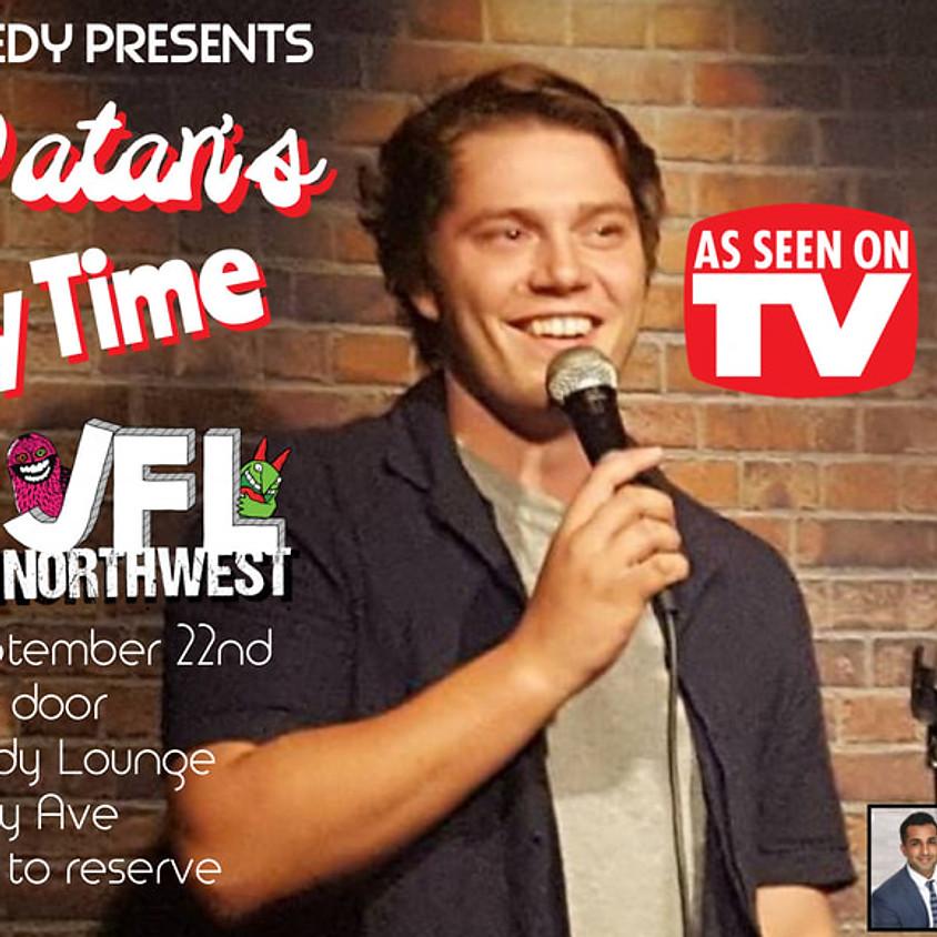 Kelowna Comedy presents Kyle Patan's Comedy Time