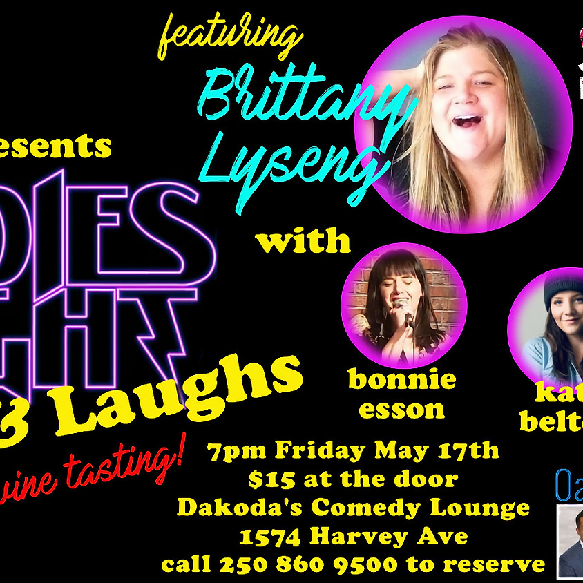 Ladies Night Wine & Laughs