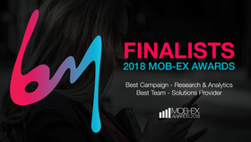 Harley Davidson Widespace Campaign Finalist for 2018 MOB-EX Research & Insight Best Campaign Awa