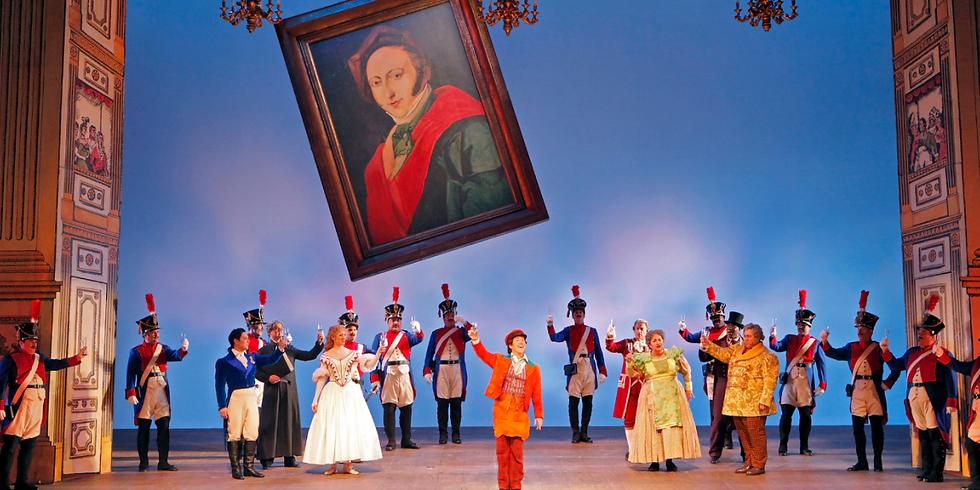 Dallas Opera Debut:The Barber of Seville