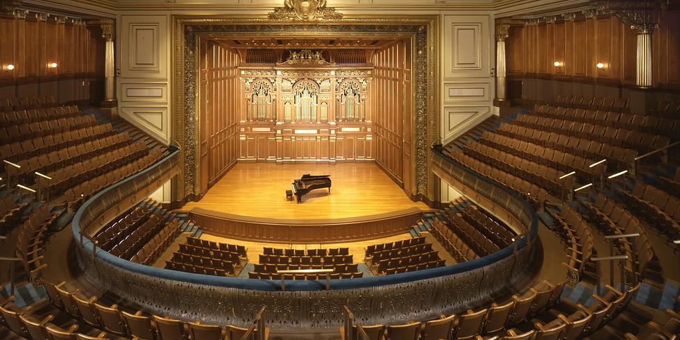 New England Conservatory Philharmonia