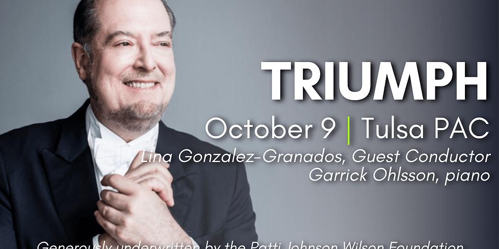 Tulsa Symphony Orchestra – Triumph