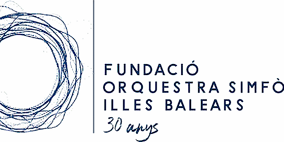 "Orquestra Simfònica de les Illes Balears ""Ciutat de Palma"" – Amor y Sueño"