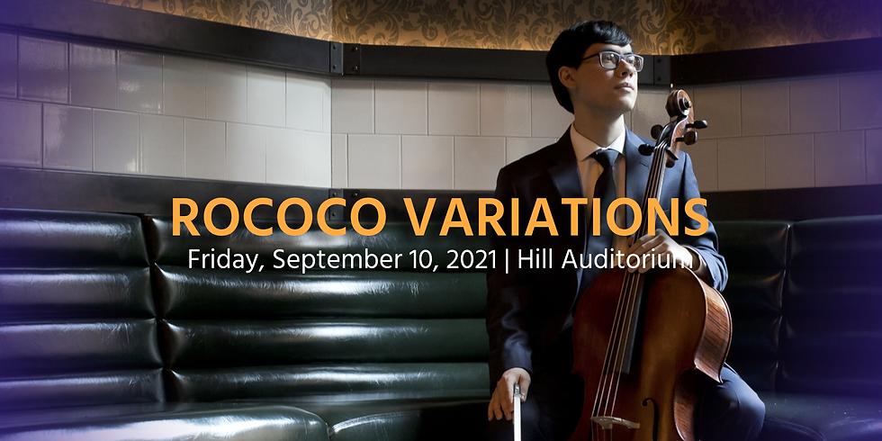 Ann Arbor Symphony - Rococo Variations