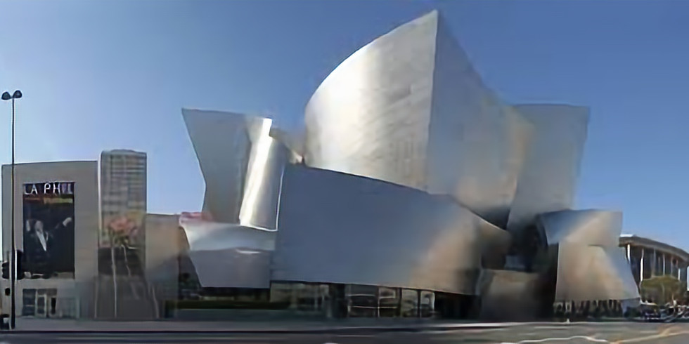 Los Angeles Philharmonic: Voices of the Americas (Cancelled due to Covid-19)