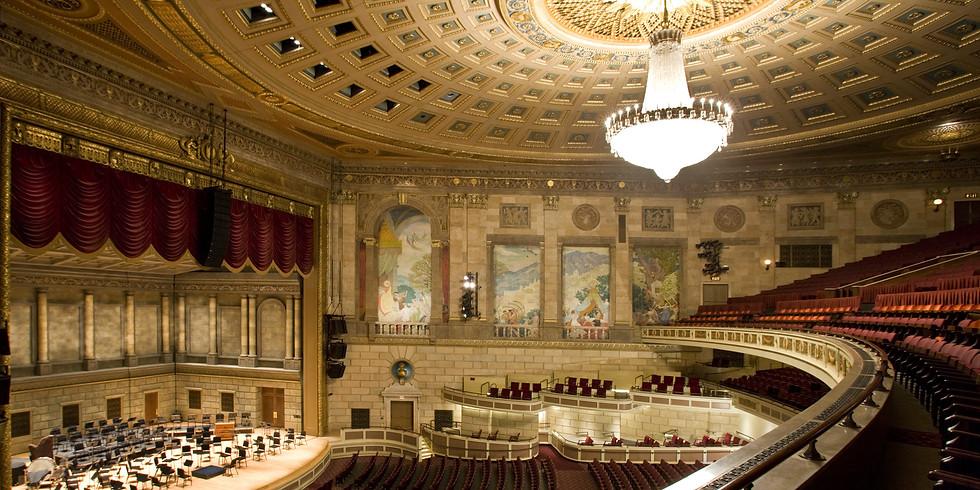 Rochester Philharmonic – Ginastera, Gershwin + Frank
