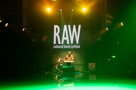 Raw Artists Brisbane (BobbyReinphotography)
