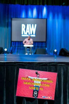 RAW Artists Sydney