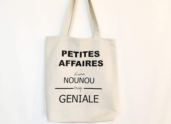 TOTE BAG VERY CHIC