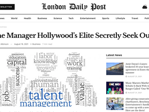 The Manager Hollywood's Elite Secretly Seek Out