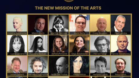 CK Talent Founder to Speak at International Conference on the future of the Arts in a post COVID-19