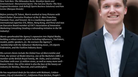 CK Talent's Digital Media Division Director to speak at UMASS Branding Summit in 2021