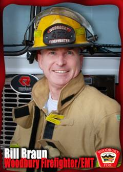Firefighter/EMT Bill Braun
