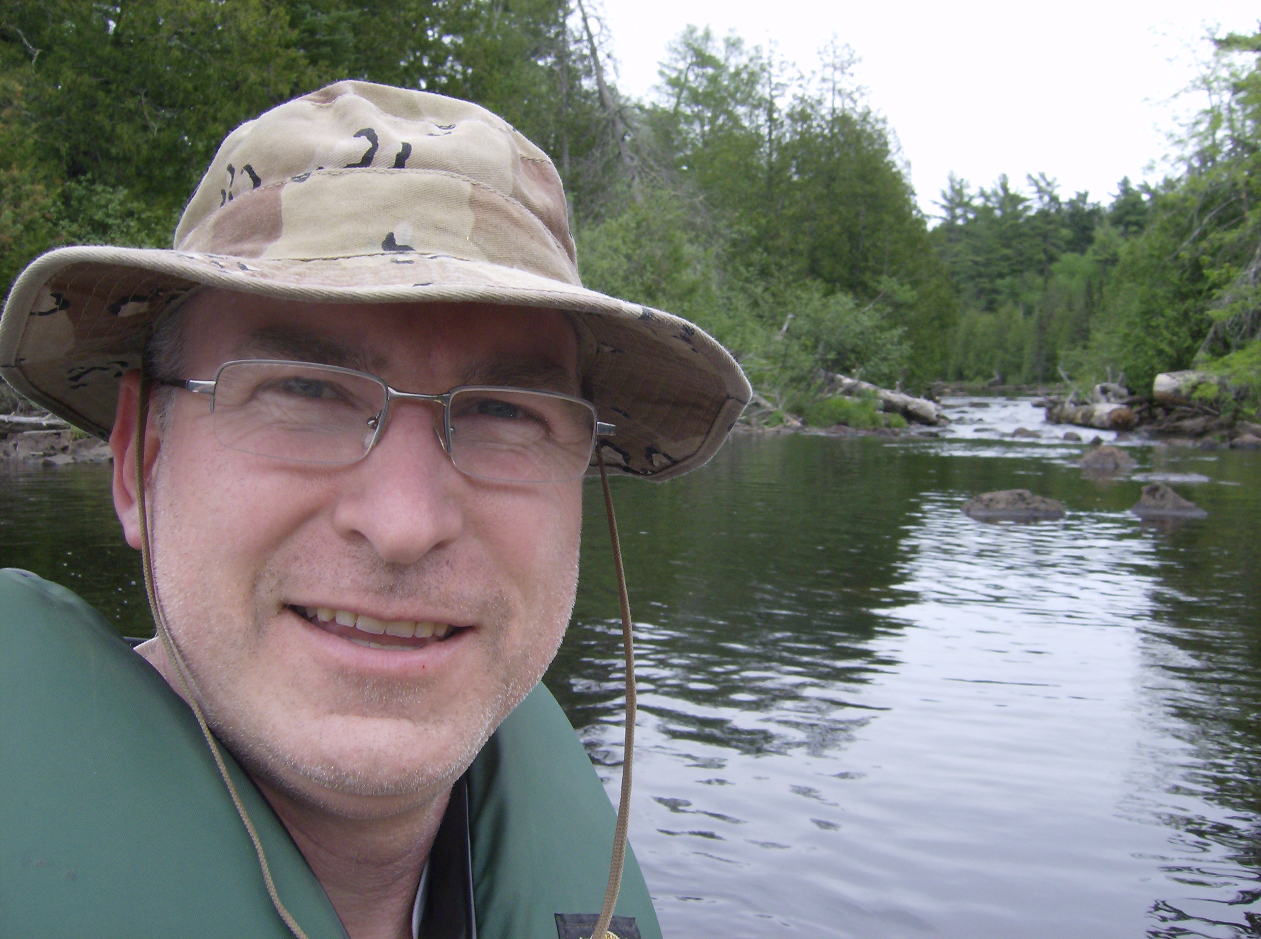 Bill in the Boundary Waters