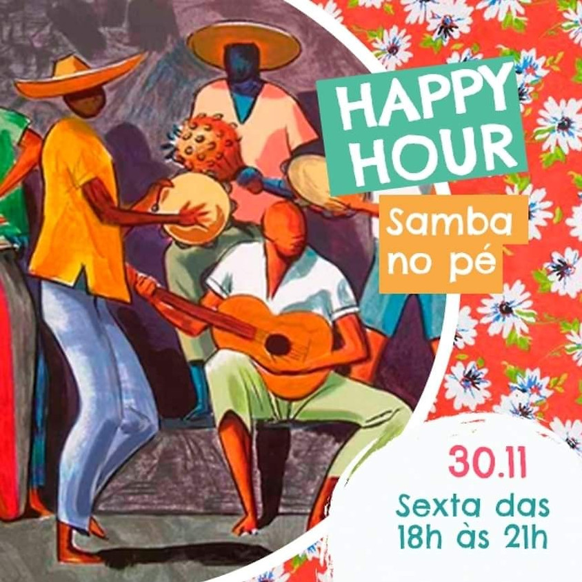 Happy Hour Samba no Pé