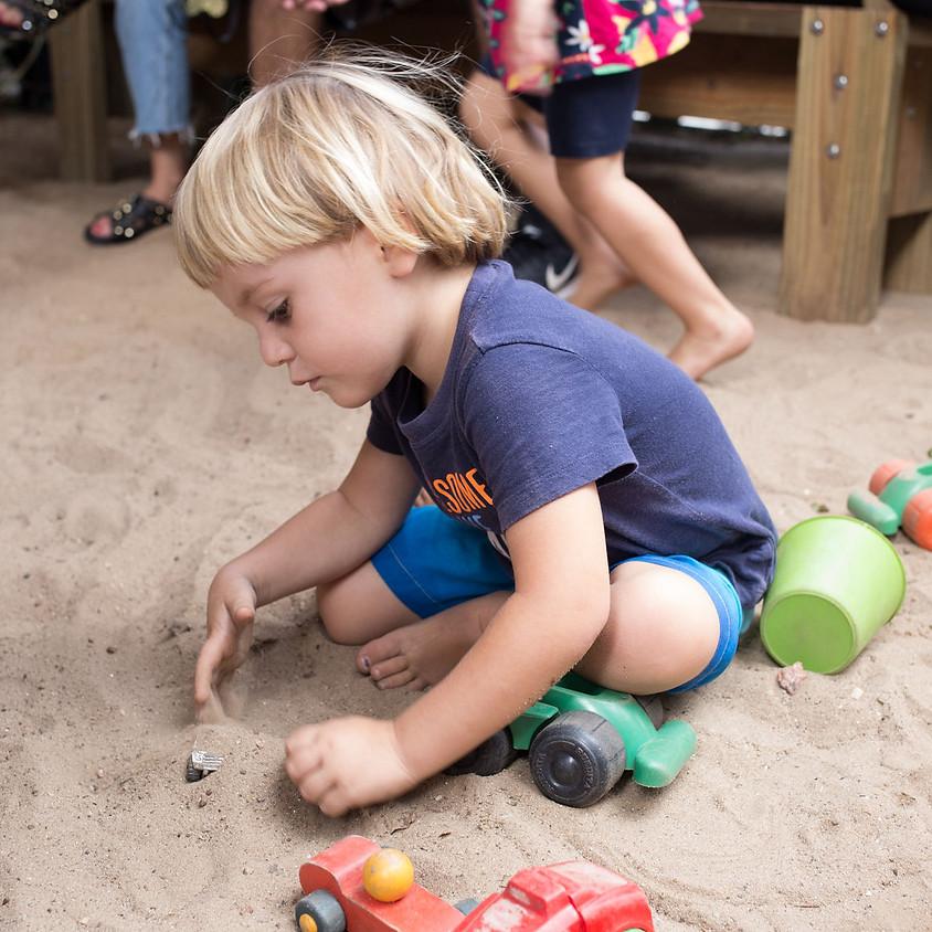 Dia de Brincar   Terças, Quartas e Quintas   14 às 18h