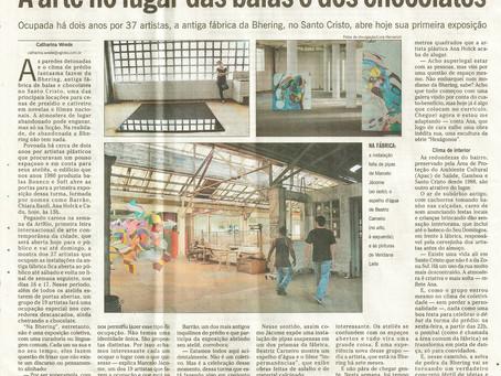 Jornal O Globo - Segundo Caderno   setembro 2011