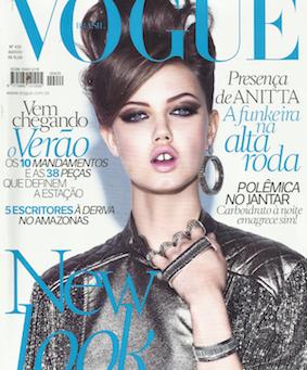 Vogue Brasil| Julho de 2013