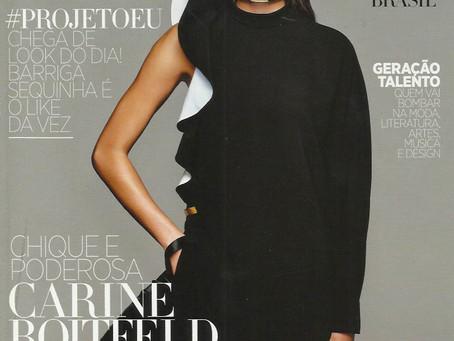 Harper's Bazaar Brasil   Março de 2013
