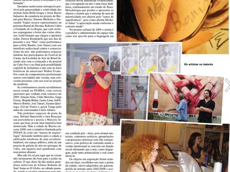 Jornal O Perú Molhado | Janeiro de 2009