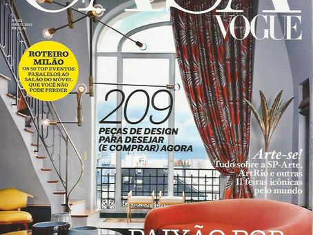 Casa Vogue   abril de 2013