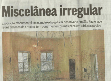 Jornal O Globo | outubro de 2014