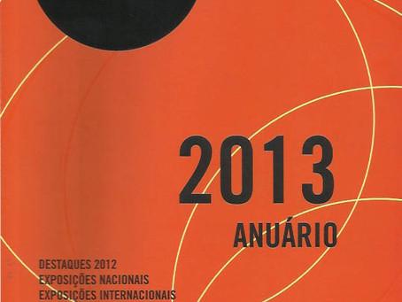 Anuário Revista Das Artes | junho de 2013