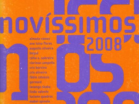 NOVÍSSIMOS 2008 - exposição coletiva