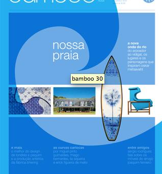 Revista Bamboo | novembro de 2013