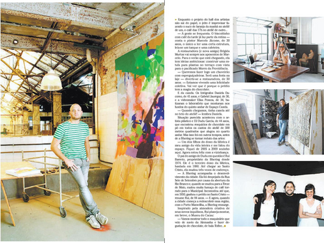 Revista de Domingo, Jornal O Globo | Outubro de 2010