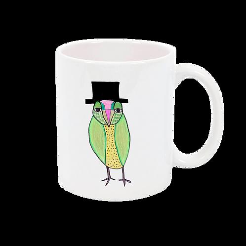 Taza Pájaro